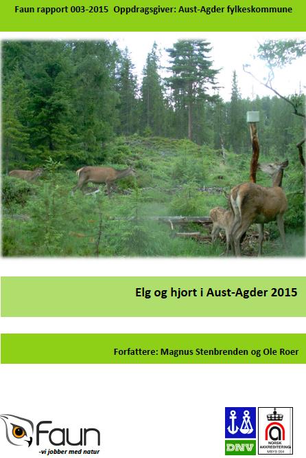 Faunrapport 2015